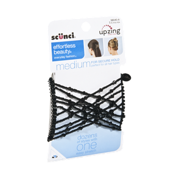 Scunci Upzing Medium Double Combs - 1 CT