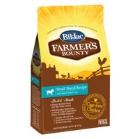 Bil-JacA Farmer's Bounty Small Breed Dog Food