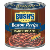 Bush's Best Boston Recipe Baked Beans