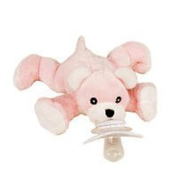 Paci Plushies Baby The Bear Pacifier