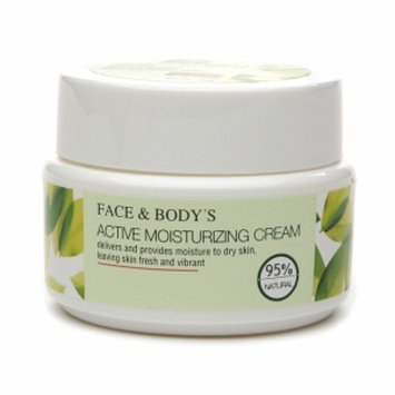 FB Face & Body's Active Moisturizing Cream