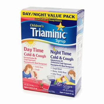 Triaminic Daytime/Nighttime Cough Cold Combo Pack