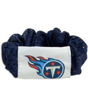 Football Fanatics Tennessee Titans Navy Blue Mesh Hair Twist