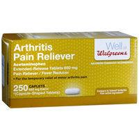 Walgreens Arthritis Pain Reliever Caplets