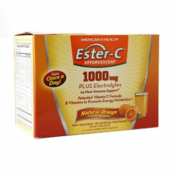 American Health Effervescent 1000mg Plus Electrolytes