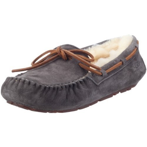 Ugg Women's Dakota Slippers [Pewter, 8 B(M) US]