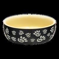 Ahold Paw Print Pet Bowl