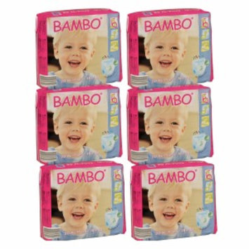 Bambo Nature Premium Eco-Friendly Training Pants, 6 XL Plus, 1 ea