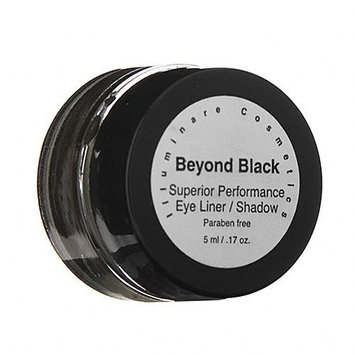 Illuminare Cosmetics Illuminare Beyond Black Everlasting Eyeliner 0.17 fl oz.