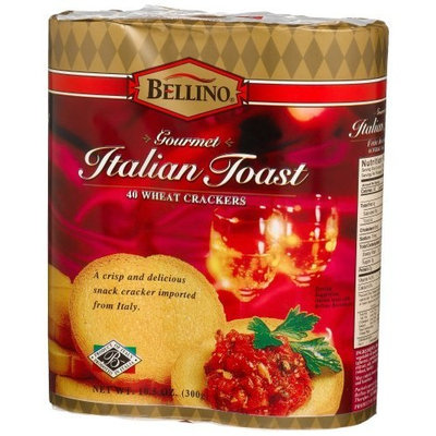 Bellino Italian Toast, 40-Count 10.5-Ounce Packages (Pack of 4)