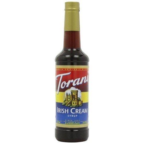 Torani Syrup, Irish Cream, 25.4-Ounce Bottles (Pack of 3)