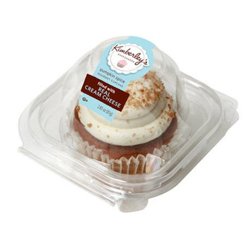Kimberly's Bakeshoppe Pumpkin Spice Gourmet Cupcakes