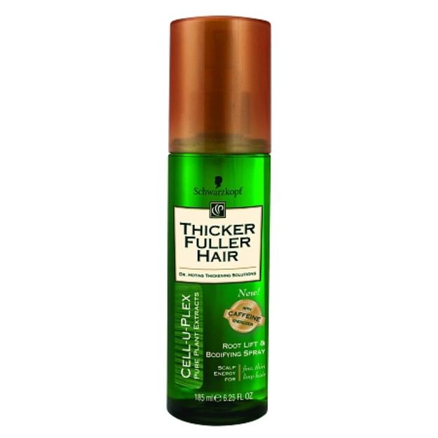 Thicker Fuller Hair Cell-U-Plex Root Lift & Bodifying Spray for Fine