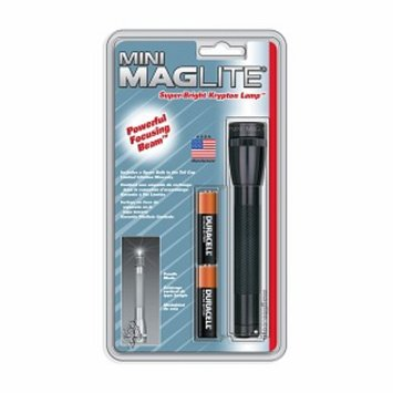 Maglite Mini 2-Cell AA Flashlight