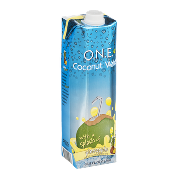 O.N.E. Coconut Water Beverage Pineapple