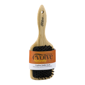 Firstline Evolve Naturally Cushion Paddle Brush