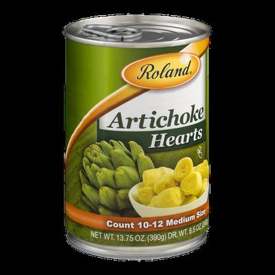 Roland Artichoke Hearts Medium