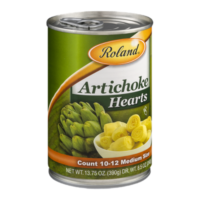 Roland Artichoke Hearts Medium
