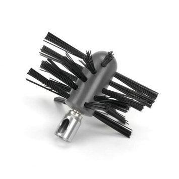 Chimney 60210 4 in. Propeller Brush For Pellet Vent Cleaning
