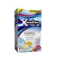 Xenadrine Instant Drink Mix Packets