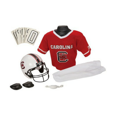 Franklin Sports South Carolina Deluxe Uniform Set - Medium