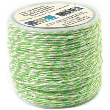 Hiller Industries Sew Easy Baker's Twine 50 Yards/Spool Green