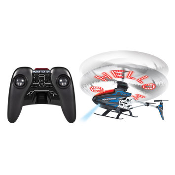 Sharper Image Message Writing RC Copter