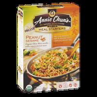 Annie Chun's Meal Starters Peanut Sesame Organic