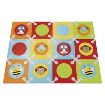 Playspot Foam Floor Tiles - Zoo by Skip Hop