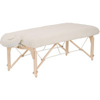 EarthLite Massage Tables Samadhi Pro Deluxe Fleece Pad Set