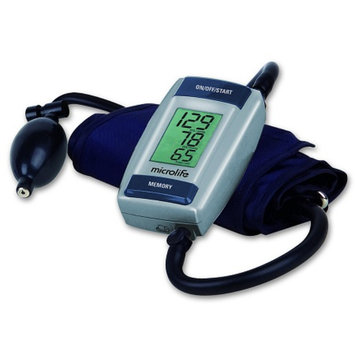 Microlife Manual Inflate Upper Arm Blood Pressure Monitor