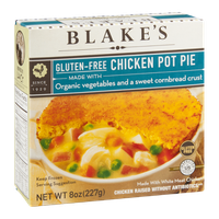 Blake's Chicken Pot Pie Gluten-Free