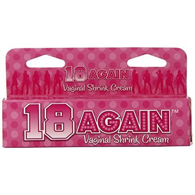 Little Genie Productions 18 Again Vaginal Shrink Cream, 1.5 Ounce