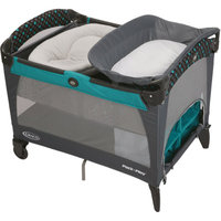 Graco Pack 'N' Play Playard with Newborn Napper Station DLX, Dolce