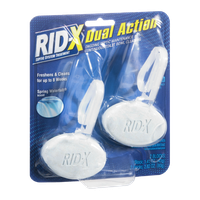 Rid-X Dual Action Septic System Treatment - 2 CT