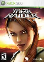 Crystal Dynamix Tomb Raider: Legend