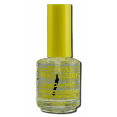 Earthly Delights - Natural Nail Cuticle Oil - Total Manicure Nail Treatment 0.5 oz