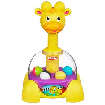 Playskool Poppin Park Giraffalaff Tumble Top Toy