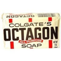 Colgate Octagon All Purpose Bar Soap (Pack of 3)