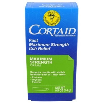 Cortaid Hydrocortisone Anti-Itch Cream