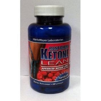 MaritzMayer Raspberry Ketone Lean Advanced Weight Loss Supplement 60 Capsule Per Bottle 2 Bottles
