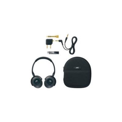 JVC High-Grade Noise-Canceling Headphones
