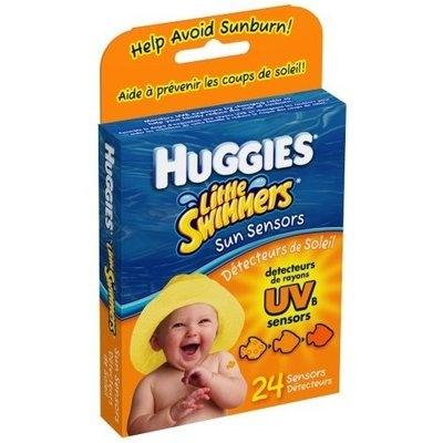 Huggies Suncare Sensors, 24-Count (Pack of 5)