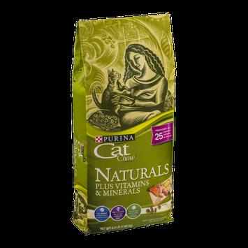 Purina Cat Chow Naturals Plus Vitamins & Minerals