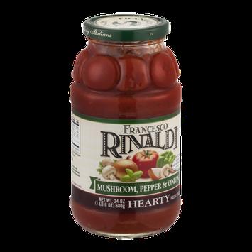 Francesco Rinaldi Mushroom, Pepper & Onion Hearty Pasta Sauce