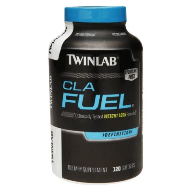 Twinlab CLA Fuel, Softgels