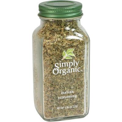 Simply Organic Certified Organic Italian Seasoning