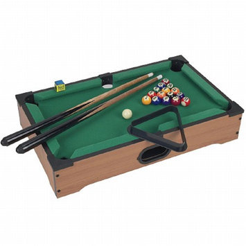 Trademark Games Mini Table Top Pool Table w/ Accessories