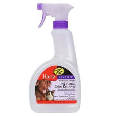 Hartz Max Pro Stain and Odor Remover Dogs and Cats, 22-Ounce