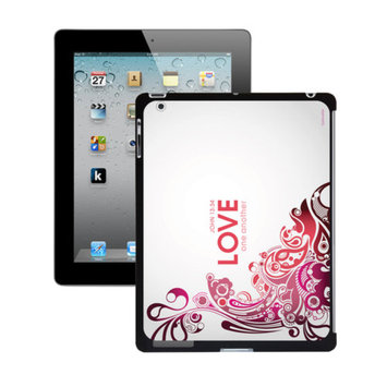 Believetek Love One Another iPad2 and New Casee